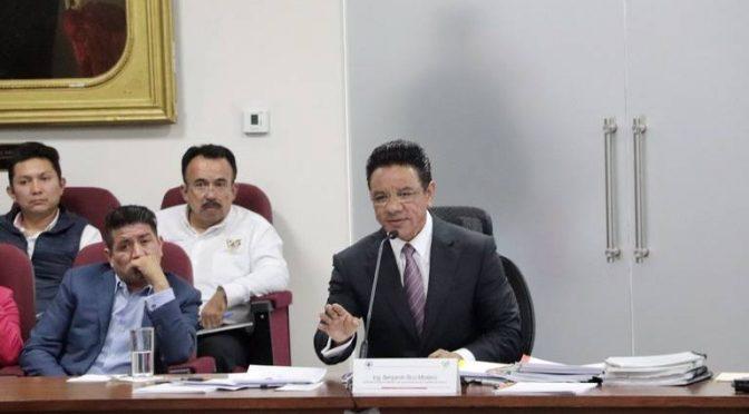 Hidalgo: Propone crear la Secretaría del Agua (El Sol de Hidalgo)