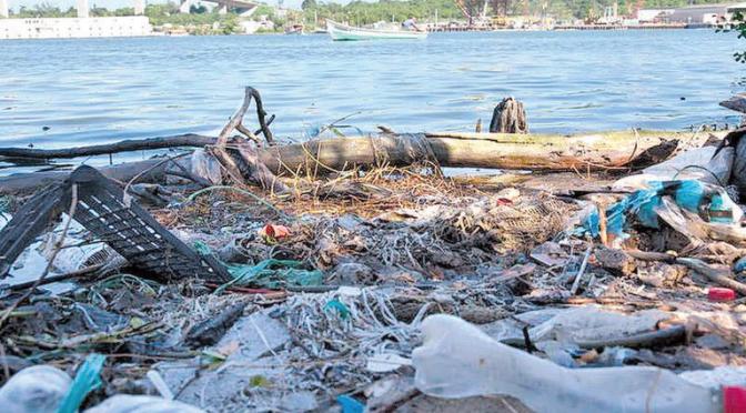 Tamaulipas: Crece contaminación en los ríos y lagunas (El Sol de Tampico)
