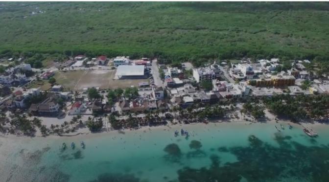 Quintana Roo: Fluyen 34.3 millones de pesos para el drenaje de Mahahual (Yucatán a la Mano)