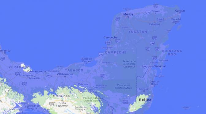 Estos estados podrían quedar bajo el agua por calentamiento global (La Razón)