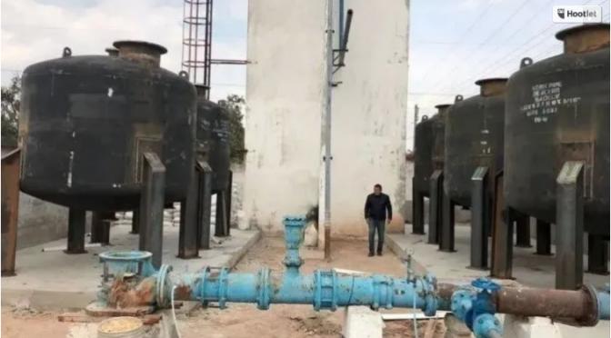 Instalarían plantas potabilizadoras en pozos de agua contaminados en Tula (AM)