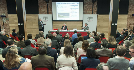 International Workshop on drought management in Spain and California: Lessons Learned (Artículo)