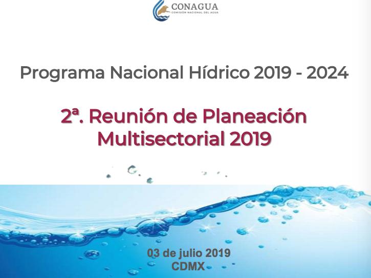 Programa Nacional Hídrico 2019-2024 (PDF)
