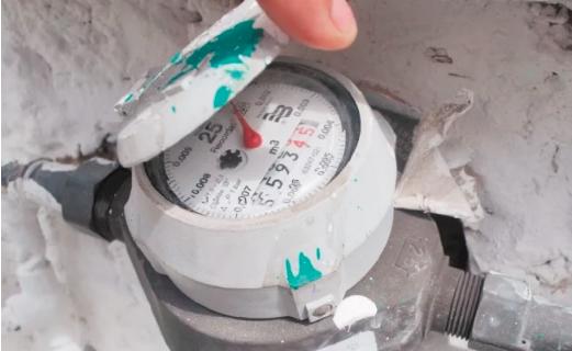 CDMX: Piden indagar el robo en medidores de agua (El Universal)