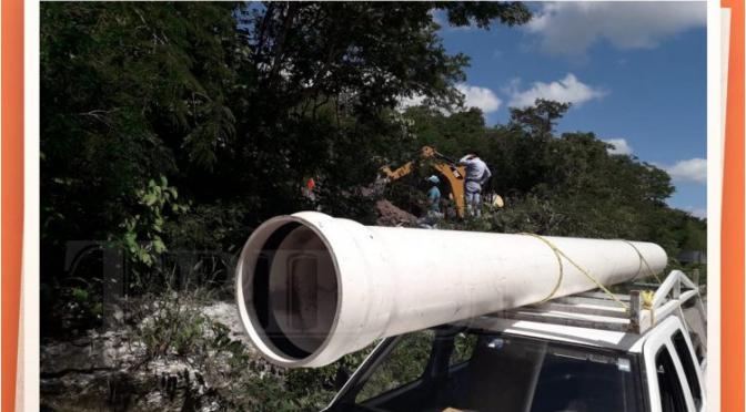 Campeche: Carecen de agua potable desde casi una semana (Tribuna)