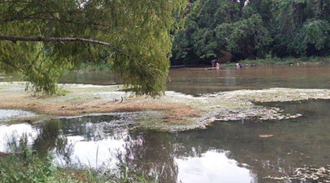Chiapas: Alcalde de Tuxtla no colabora en limpiar río contaminado (Diario de Chiapas)