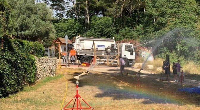 España: Aguas regeneradas en la lucha contra incendios (El Ágora)