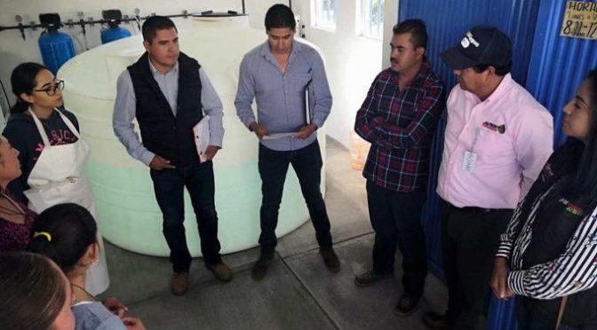 Guanajuato: entrega CEAG plantas potabilizadoras de agua (Noticias NPI)