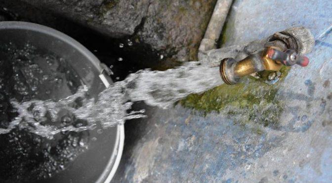 Cuernavaca: Roban el agua 7 de cada 10 usuarios (El Sol de Cuernavaca)
