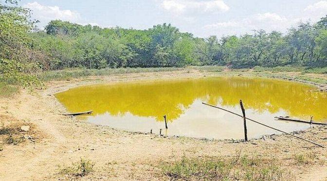 San Luis Potosí: Habitantes enfermos por consumir agua contaminada en la Cebadilla (El Sol de San Luis)