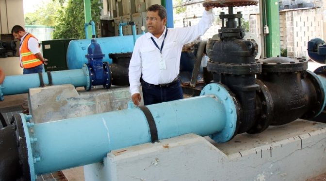Los desafíos del agua (Diario de Yucatán)