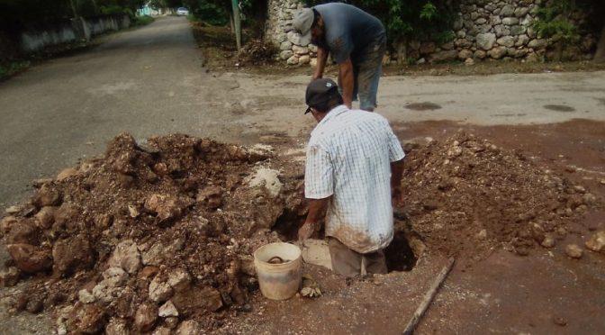 Yucatán: Tzucacab se quedará sin agua potable, mañana (Diario de Yucatán)