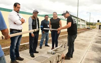 Tlaxcala: Modernizarán la planta tratadora de aguas residuales de Tlaxco (El Sol de Tlaxcala)
