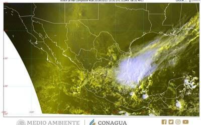 México: Frente Frío No. 6 traerá consigo la presencia de lluvias en gran parte de la República (El Occidental)