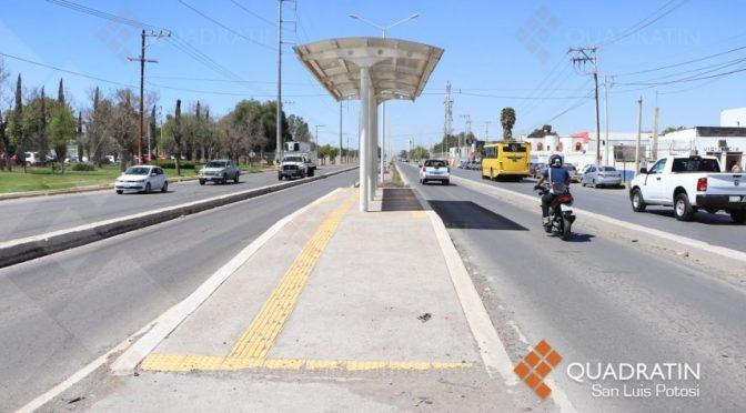 San Luis Potosí: Detectan mantos freáticos y corrientes subterráneas en Red Metro (Quadratin)