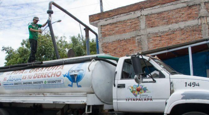 La corrupción es la culpable de la mala gestión del agua en México: Ethos (Aristegui Noticias)