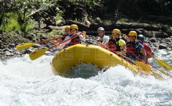 Costa Rica: Ríos, la joya que el turismo de aventura busca proteger (Contacto Hoy)