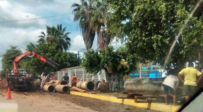 Tabasco: Nacajuca, Jalpa de Méndez, Comalcalco y Paraíso sin agua potable (El Heraldo de Tabasco)