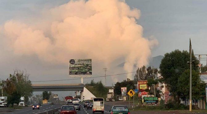 Michoacán: Denuncian contaminación de Kimberly-Clark cerca de manantial en Morelia (Quentin)