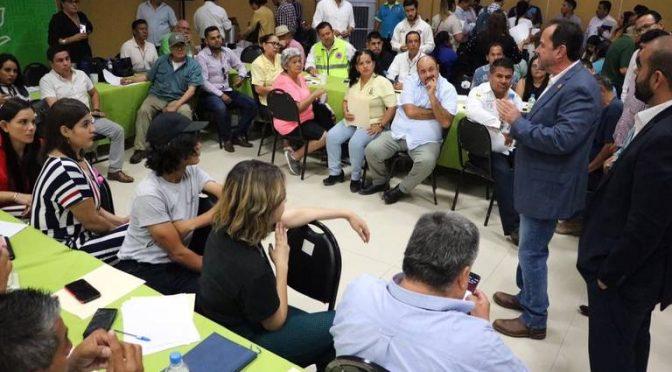 Coahuila: Sigue la promoción del Proyecto Presa Baja del Nazas (El Sol de La Laguna)