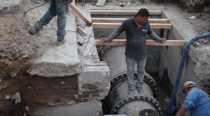 Ecatepec: Sin agua, tres colonias de Ecatepec (La Jornada)