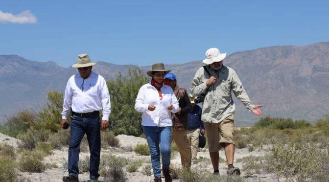Coahuila: unen esfuerzos por Cuatro Ciénegas (El Sol de la Laguna)