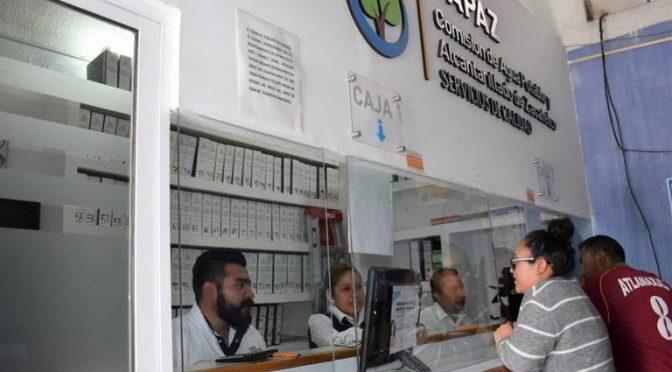 Inicia condonación de multas en agua, en Zacatelco (El Sol de Tlaxcala)