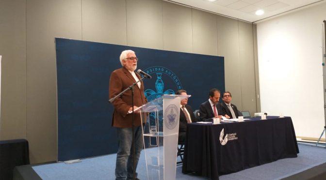La contaminación de agua en Puebla es más grave que la atmosférica, advierte Aurelio Fernández (La Jornada de Oriente)
