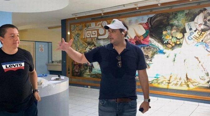 """San Luis Potosí: """"El agua es de todos, no de un grupo, ni del presidente"""": Esper Cardenas (El Sol de San Luis)"""