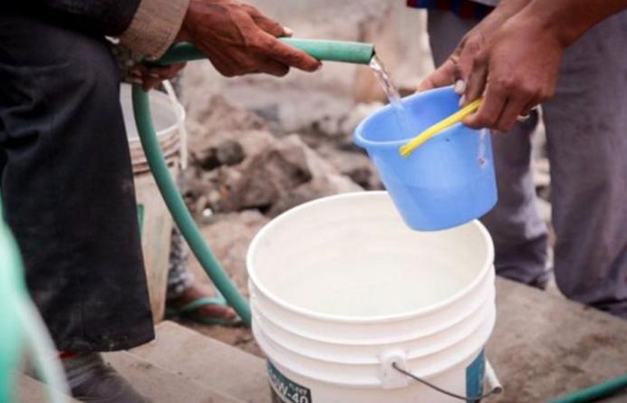 Zacatecas: Sin agua en El Mezquite (NTR Zacatecas)