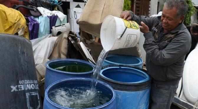 CDMX: ¡Aguas! Sacmex aclara que no tiene programados cortes de suministro (Milenio)