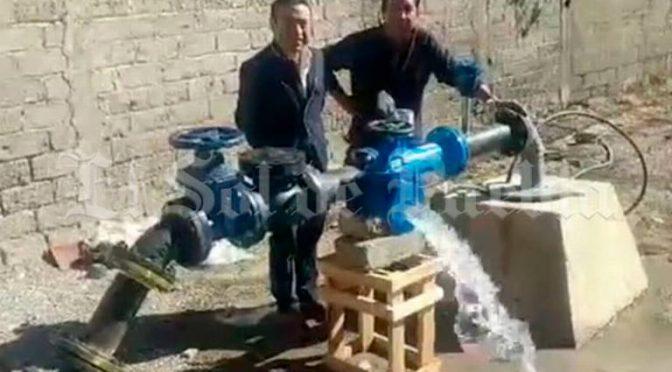 Puebla: Pedirán a Barbosa que SOAPAP ejerza facultades en la concesión del agua (El Sol de Puebla)