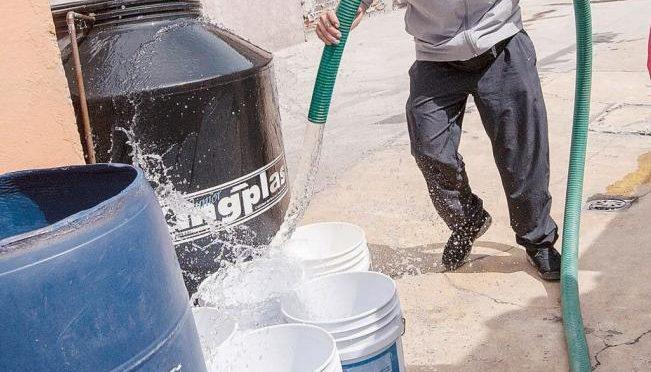 San Luis Potosí: Propondrá Interapas aumento a la tarifa del agua (Plano Informativo)