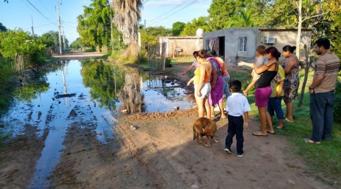 Sinaloa: Derrame de aguas negras invaden en el ejido Bagojo Colectivo (Debate)