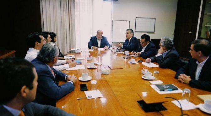 Jalisco: Agua y Línea 3, temas en visita de Secretario de Hacienda a Jalisco: Alfaro (Informador)