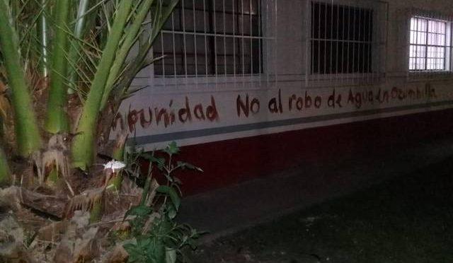 Denuncian presunto robo de agua en pozos de Tecámac (El Sol de Toluca)