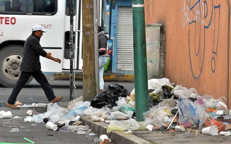 Toluca: Fallan municipios en cuidado del medio ambiente y del agua (El Sol de Toluca)