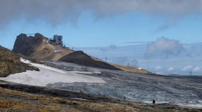 Suiza: Cambio climático impactaría suministros de agua a nivel mundial: Expertos (Posta)