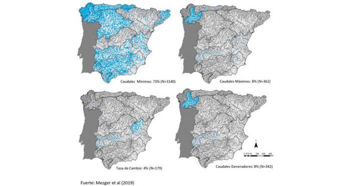 Madrid: No solo de caudales mínimos vive el río: algunas cifras sobre los caudales ecológicos (iagua)