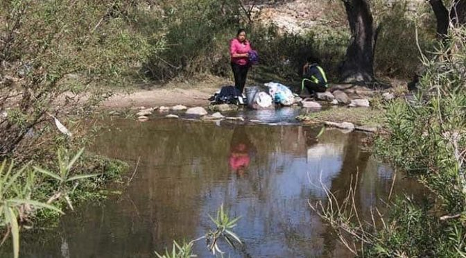 San Luis Potosí: CEA ya planea sanear el arroyo de Escalerillas (Pulso)