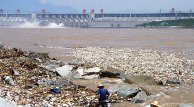 Los ríos de China son la principal fuente de plástico que entra en los océanos (La gran época)