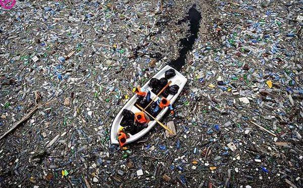 Las impactantes fotos del río más contaminado del mundo te van a dejar sin palabras (Desde Puebla)