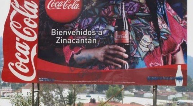 Estudio revela que Chiapas es el lugar del mundo donde más Coca-Cola se consume (Regeneración)