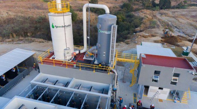 Obras hidráulicas por 416 MDP realiza Agua de Puebla en el último trimestre del año (Milenio)