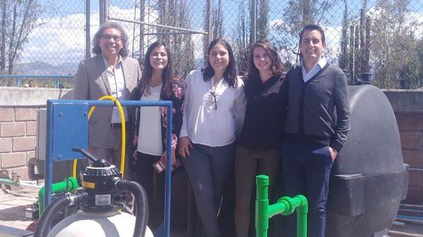 CDMX: Cinvestav y Rotoplas ponen en marcha planta de saneamiento para el Canal de Chalco (Paréntesis)
