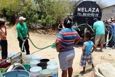 """Pega sequía al 79.9% de Chiapas, """"extrema"""" en cinco municipios (La verdad)"""