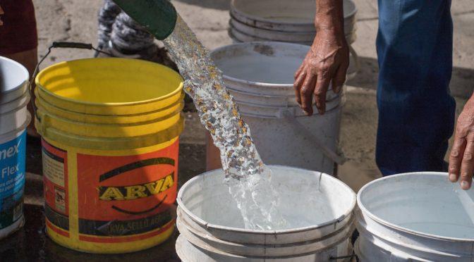 México: Hay casi 3 mil operadores que distribuyen agua potable con prácticas clientelares (La jornada)