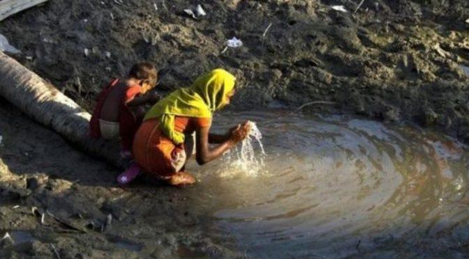 En 2050 la mitad de la población mundial NO tendrá AGUA limpia (La Verdad)