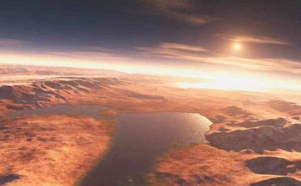 El agua en Marte se evaporo hace 3500 millones de años (Newsweek)