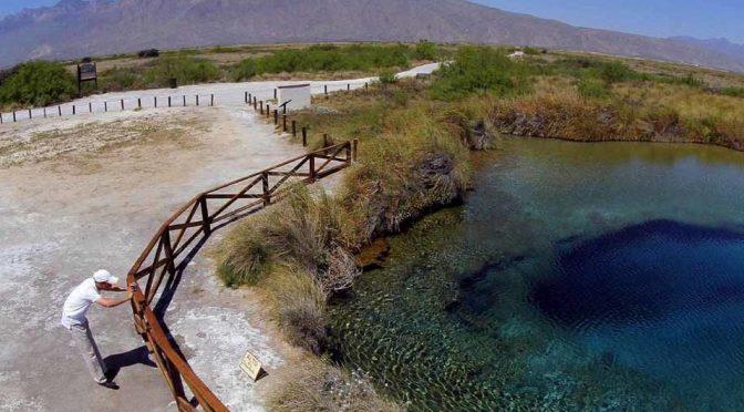 Coahuila: Medio Ambiente busca rescatar 10 hectáreas de Cuatro Ciénegas (Multimedios)